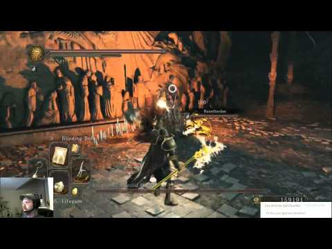 Dark Souls 2 Crown of the Sunken King - Drunkthrough Part 3: The Black Anaconda vs Elana