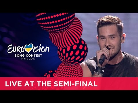 IMRI - I Feel Alive (Israel) LIVE at the second Semi-Final