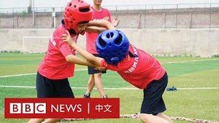 北京一學校冀訓練小孩成「男子漢」 創辦人:很多男孩「娘娘腔」- BBC News 中文