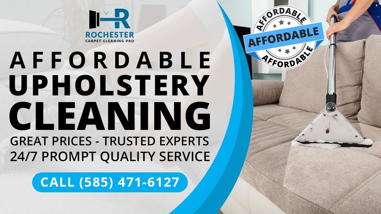 Good Affordable Upholstery Cleaning Rochester NY | (585) 471 6127