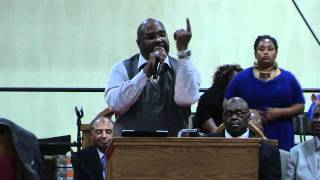 Pastor Marvin L. Winans @ 2012 55th California Northwest Holy Convocation