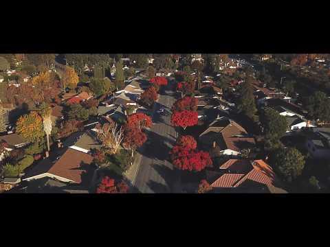 Sunnyvale, California - Drone Footage