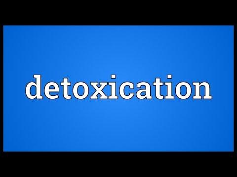 Header of detoxication
