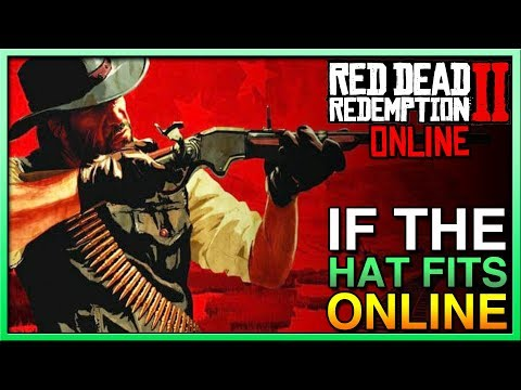 Red Dead Redemption 2 Online If The Hat Fits in Red Dead Online! Quick XP RDR2 Online! thumbnail
