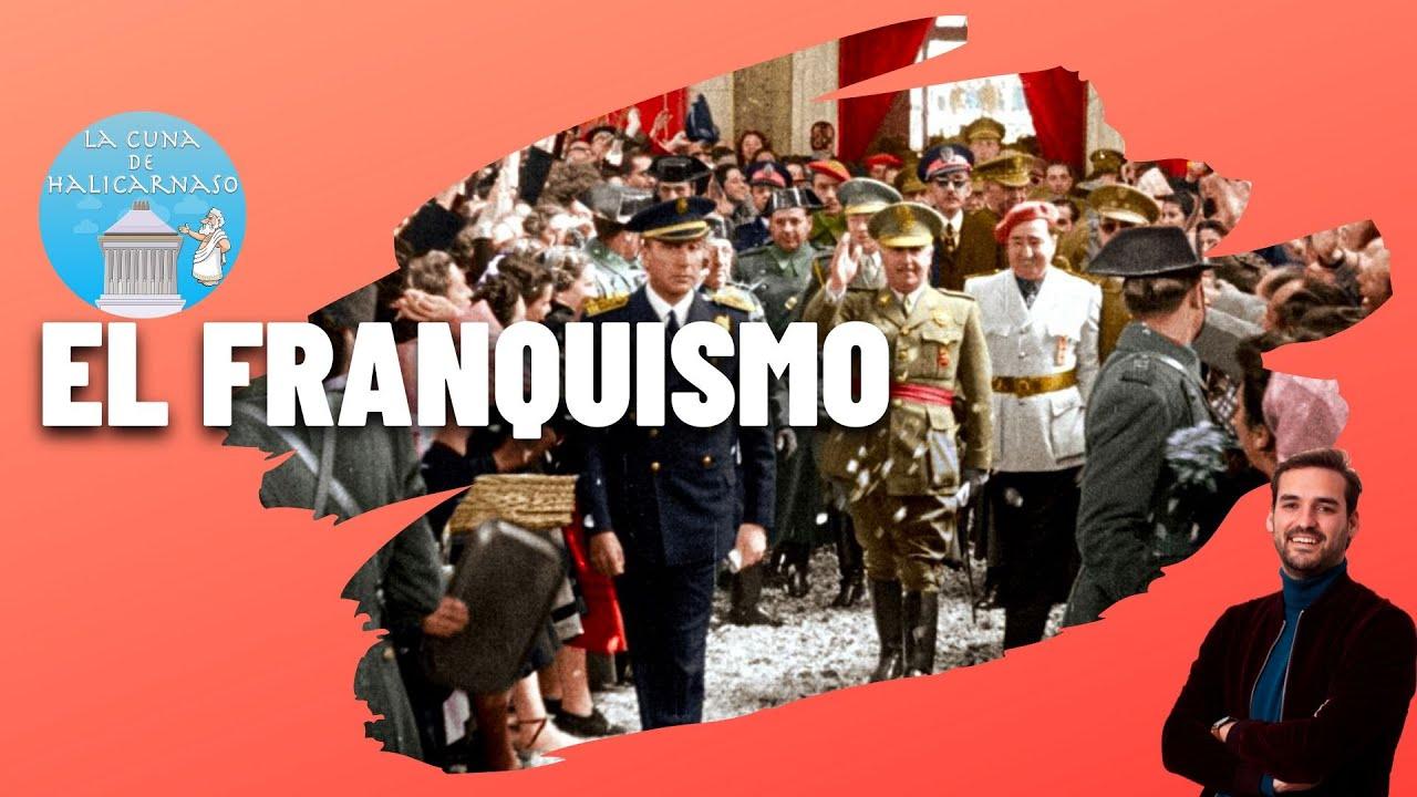 EL FRANQUISMO (1939-1975) | Resumen fundamental del periodo