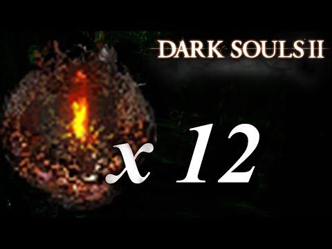 ГАЙД 12 шт. ОГНЕННОЕ СЕМЯ / Как полностью прокачать Пиромантическое пламя - Где найти ► Dark Souls 2