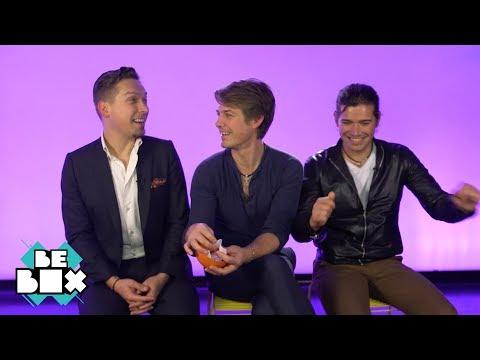 Hanson harmonises to TLC's 'Waterfalls' | BeBoxMusic