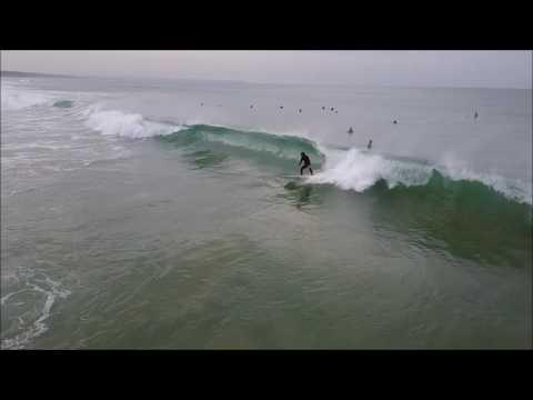 Surf COSTA CAPARICA 16/03/2017