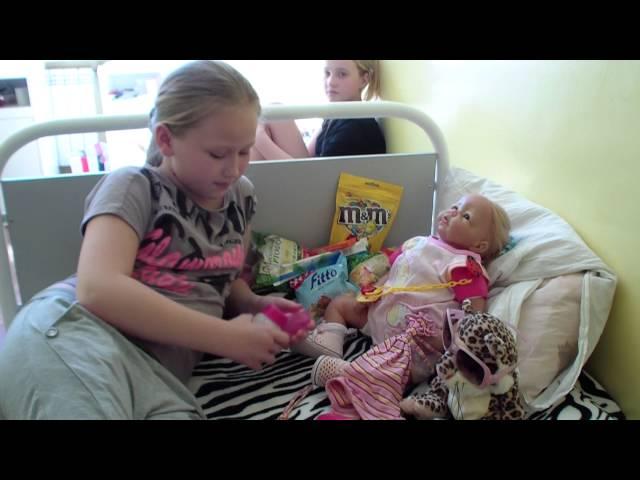 Видео беби бон лера ванилька и белла 10
