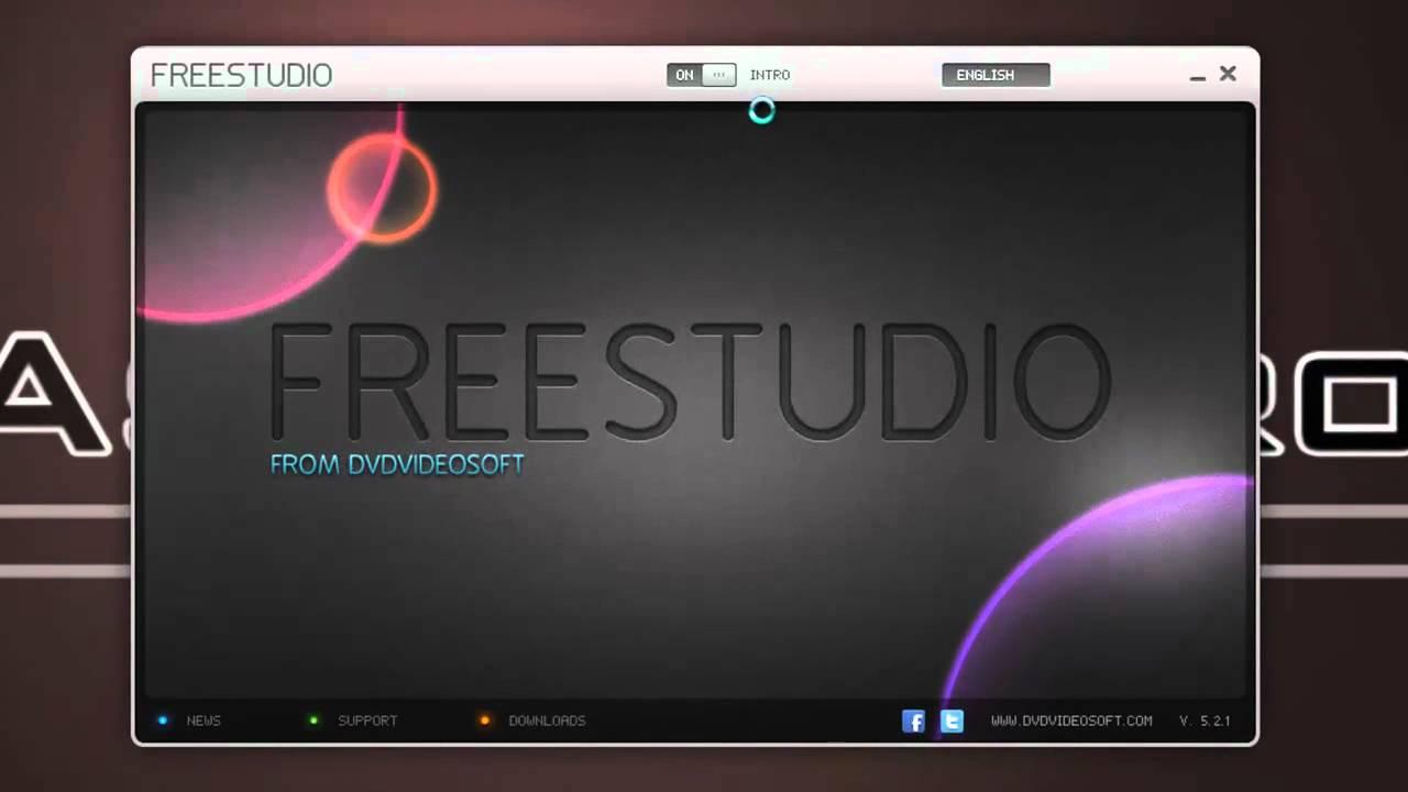 dvdvideosoft free studio da