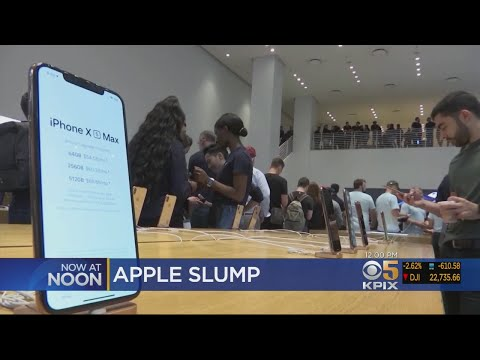 Apple Warning Sends Shockwave On Wall Street
