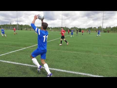 Ware u15 EJA v Hemel Hempstead 23-7-17 (friendly)