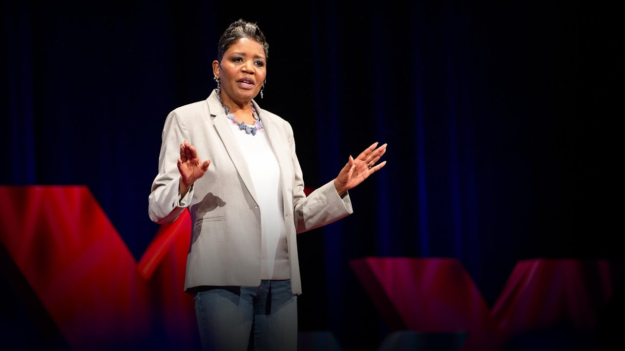 Want a more just world? Be an unlikely ally | Nita Mosby Tyler