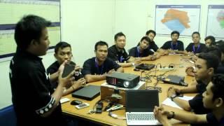 Briefing & Yel Yel Team Sales Dealer XL Pontianak