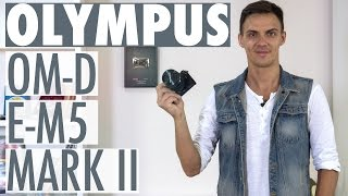 видео Обзор беззеркальной камеры Olympus OM-D E-M5