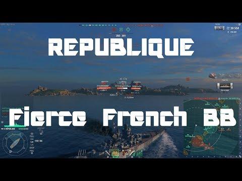 Republique - Fierce French BB