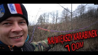Nasza Polska Mascaletta - Czyli NAJDŁUŻSZY  KARABINEK 100m z 5000 PETARD!!!
