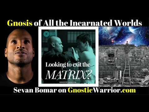 Gnosis of All the Incarnated Worlds – Sevan Bomar [feb 10,2017]