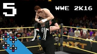 BREEZE & ZAYN WRAP UP ROAD TO NXT ARRIVAL (WWE 2K16 MYCAREER PART 5) —  UpUpDownDown Streams