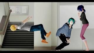 MMD/VINE - Miraculous Ladybug (Meme/Vine Compilation)  Rus/Eng