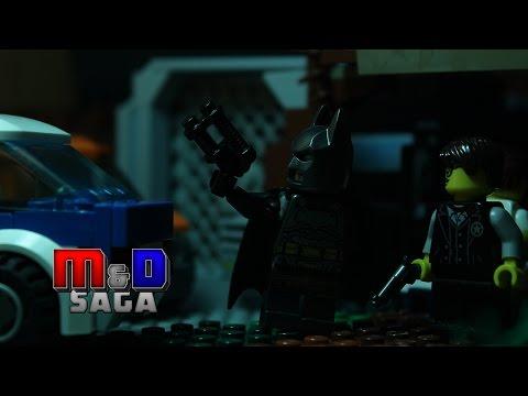Lego Batman: threat