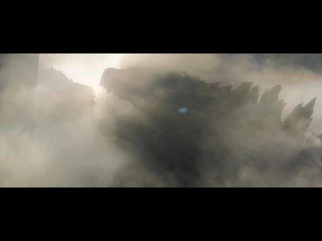 고질라 - 1차 공식 예고편 (한글자막)