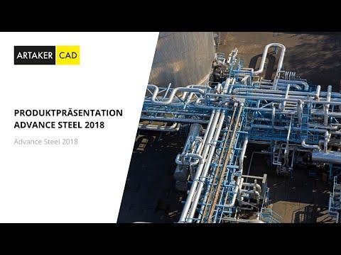 Autodesk Advance Steel 2018 Produktpräsentation