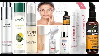 Best Face whitening Serum in India with price   Best skin whitening serum in india