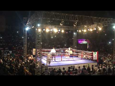 Isaac Dogboe vs. Javier Chacon (Boxing) full fight from Accra, Ghana