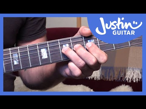 Blues Lick: T-Bone Walker Style (Guitar Lesson BL-504)