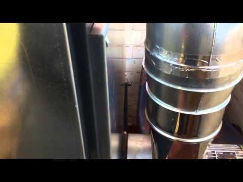 Fabbri F55CV Biomass Wood Heater