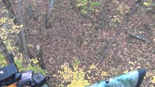 Opening Muzzleloader TN 2013 - 9 Point Buck Down