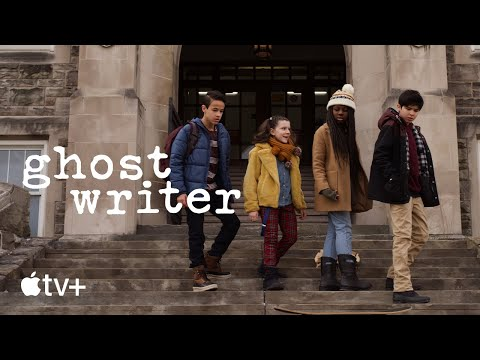 Featurette shows how Apple's Ghostwriter slips education into the fun