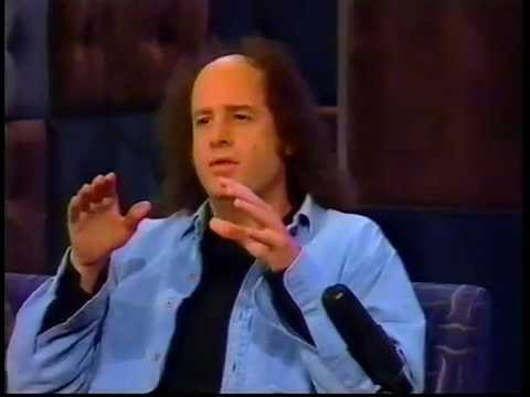 Steven Wright on Conan (1997-01-22) HQ