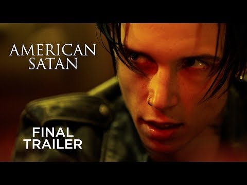 AMERICAN SATAN - NSFW Trailer - In Theaters Friday The 13th October (2017)