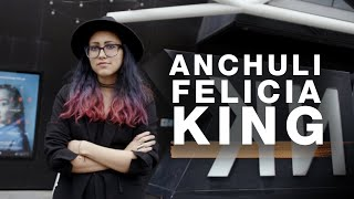 Playwright Anchuli Felicia King