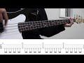 【TAB譜付き】電光石火ジェラシー(Denk?sekka jerash?)- MOSHIMO ベース(Bass)