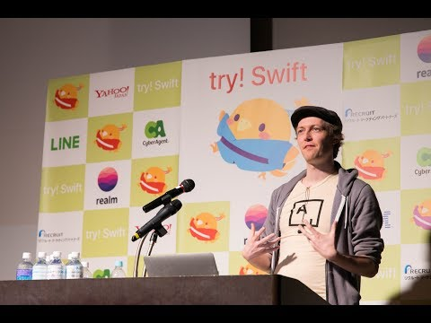 try! Swift Tokyo 2017 - Building Your Own Tools