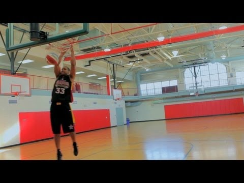 How to Do Post Moves   Basketball