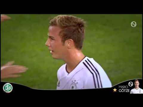 MARIO GOTZE - Germany - Road to World Cup 2014 Brazil