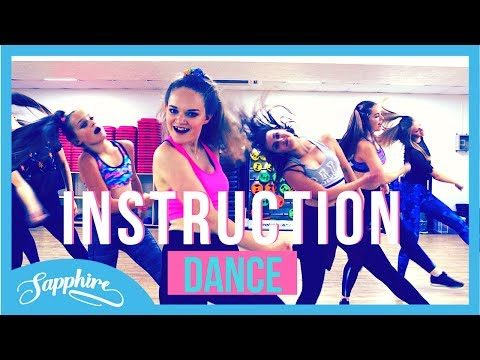 Instruction - Jax Jones ft. Demi Lovato, Stefflon Don | Cover by Sapphire