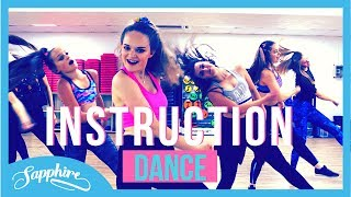 Baixar Instruction - Jax Jones ft. Demi Lovato, Stefflon Don | Cover by Sapphire