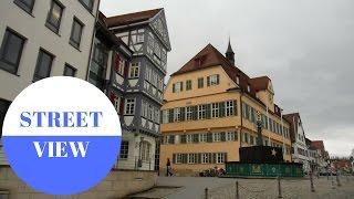 STREET VIEW: Nürtingen am Neckar in GERMANY
