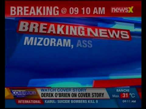 Chief Ministers of Mizoram and Assam have held talks amid Teh ongoing border clashes