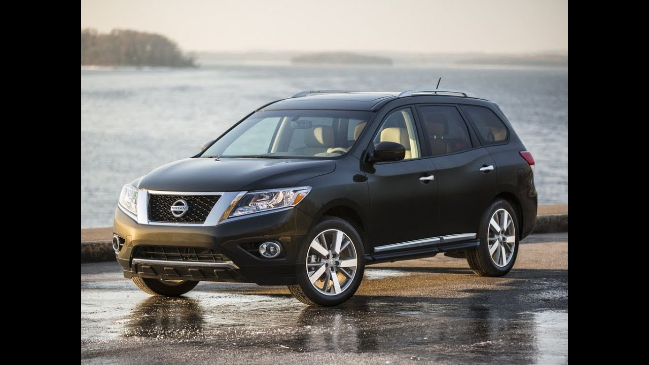 new 2015 nissan pathfinder review - youtube