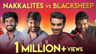 DAY SCHOLARS VS HOSTELLERS | ft  TEAM NAKKALITES | BLACKSHEEP'S DIGITAL DIWALI