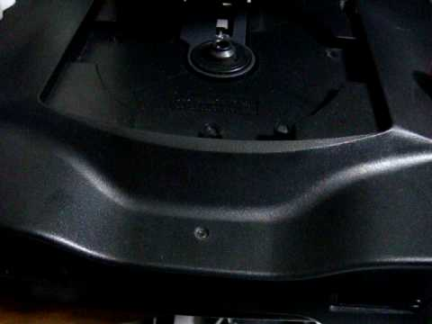 how to fix a turntable that won t spin