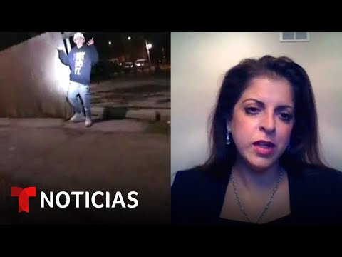 Adam Toledo: así reaccionó su familia al video de su muerte | Noticias Telemundo