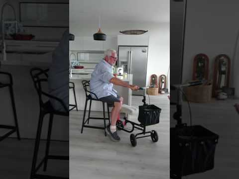 Equipmed Knee Scooter