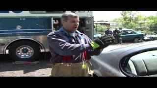 Vehicle Extrication: Door Removal The Vertical Crush